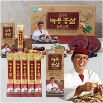 김오곤 녹용홍삼 농축스틱 10ml×30포